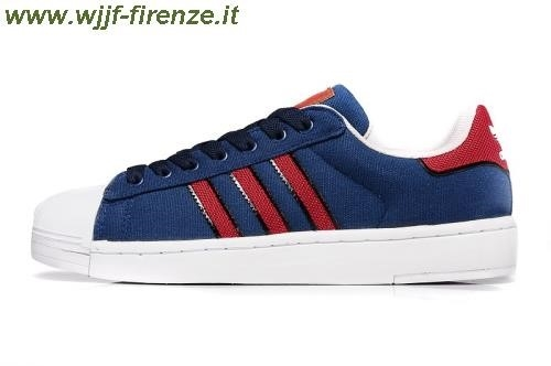 Adidas Superstar In Tela