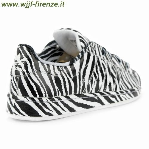 superstar adidas zebra