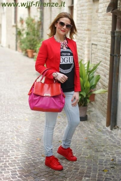 Superstar Rosse Outfit