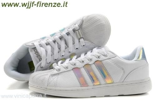 new concept 9bfc4 eac64 adidas superstar righe argento