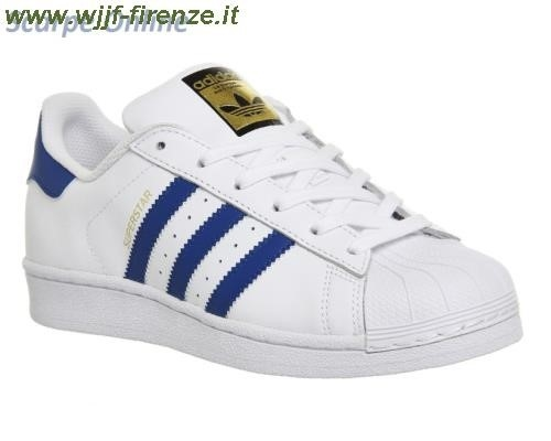 Adidas Superstar Blu Amazon