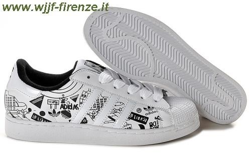 Adidas Superstar 2 Graffiti