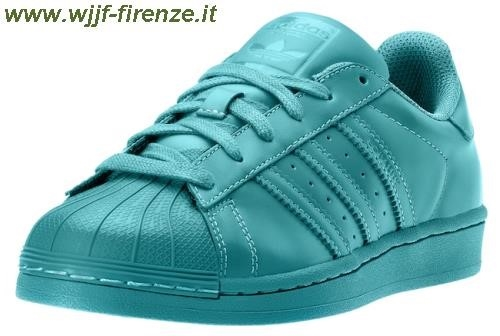 adidas super color nere