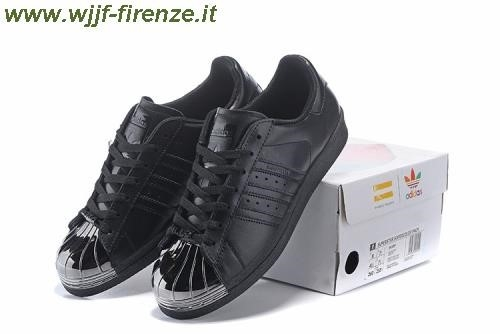 Adidas Superstar Supercolor Nere