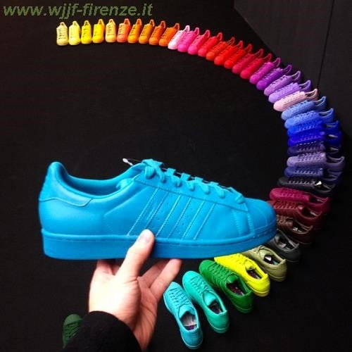 Scarpe Adidas Superstar Supercolor