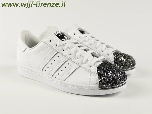 adidas superstar 80s metal toe nere