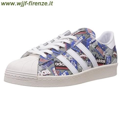 adidas superstar con fantasia