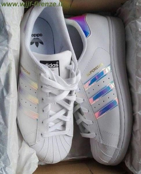 Adidas Superstar Hologram