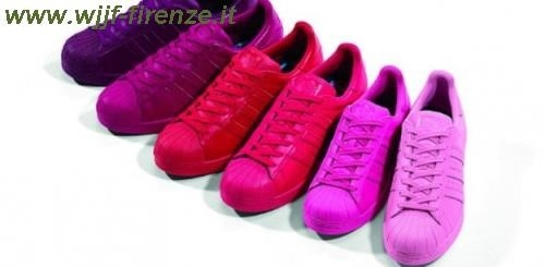 Adidas Superstar Tutte Colorate