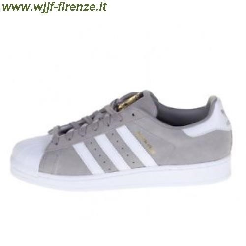 adidas bianche e grige