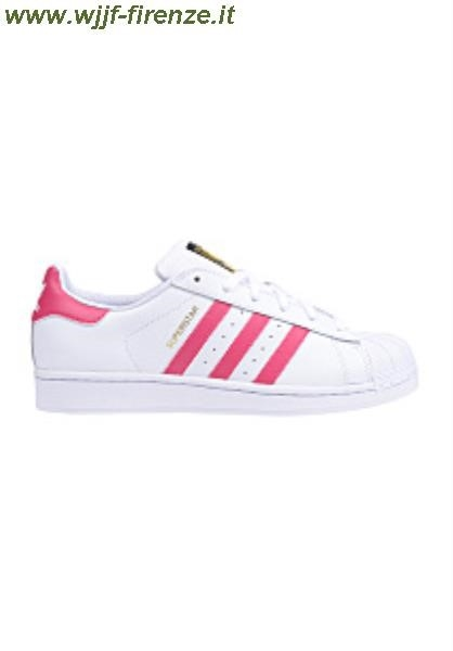 Superstar Adidas Fucsia