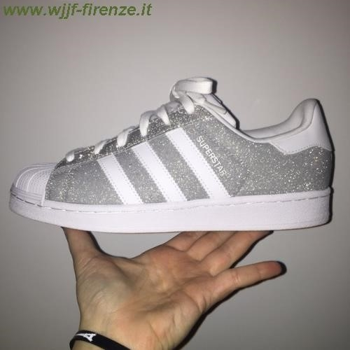 adidas superstar con brillanti