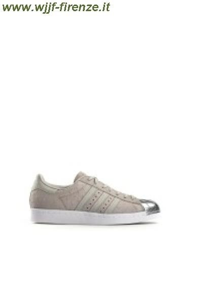 Adidas Superstar Punta Metallo