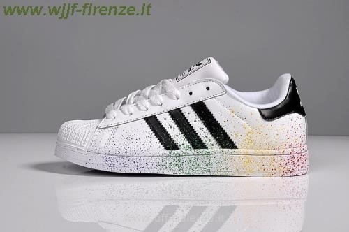 adidas bambini colorate