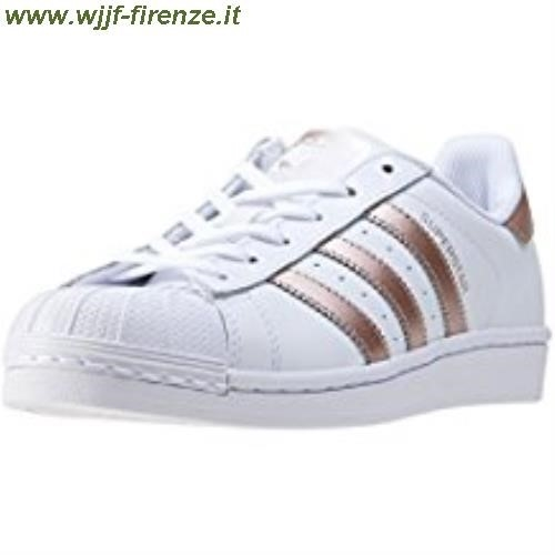 Superstar Colorate Bianche