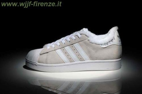 adidas grige e bianche