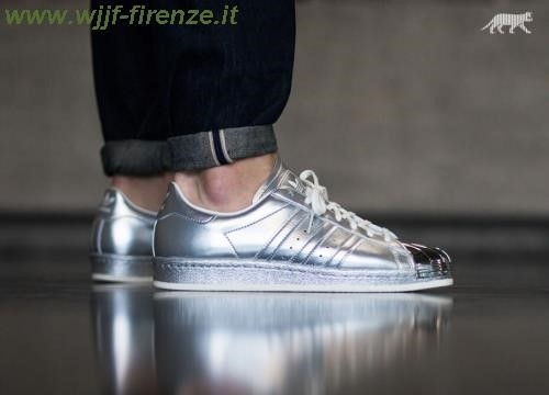 Superstar Metallic Silver