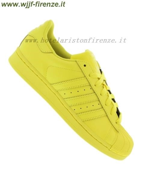 Superstar Supercolor Gialle