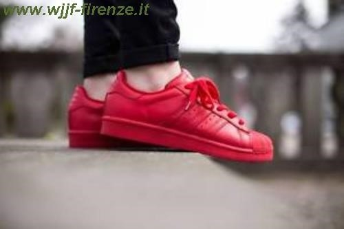 Superstar Supercolor Rosse