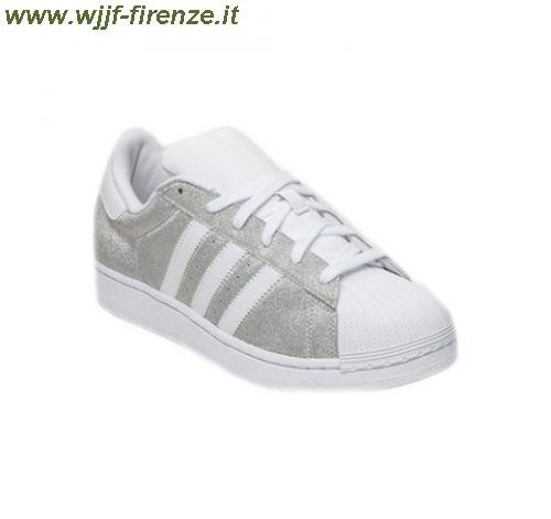 Superstar Adidas Nere Brillantinate