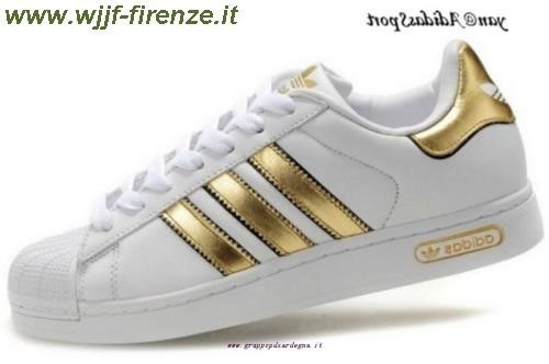 Adidas Superstar Rosa Oro